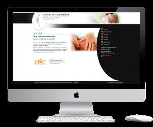 Wordpress website development for a doctor near aix en provence