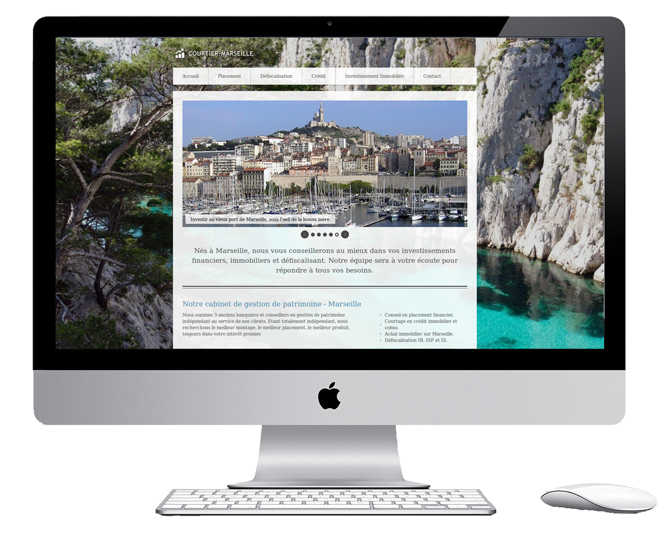 website broker in marseille search engine optimisation