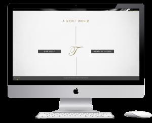javascript, wordpress and parralax web design freelance london