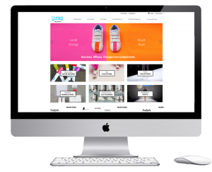 Prestashop website with chinese gateway and responsive