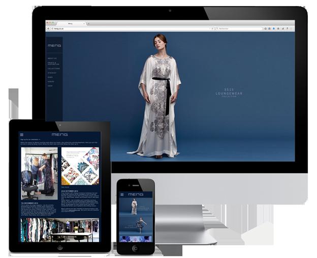 Full adaptative website