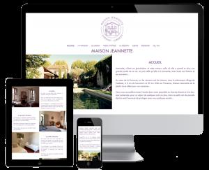 Bed & breakfast website