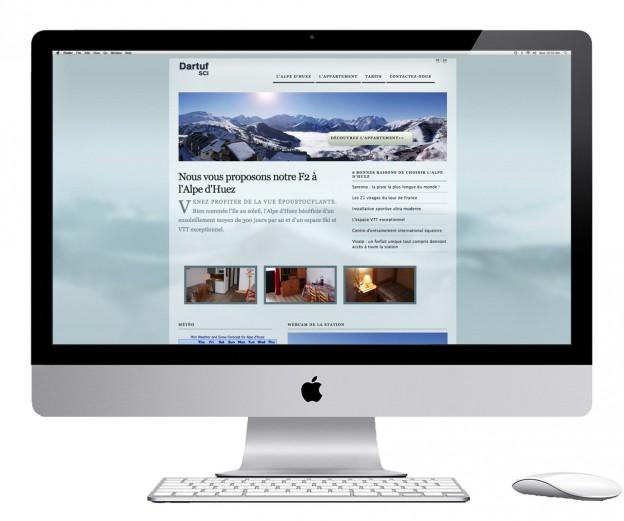 holiday rental website in alpe d'huez
