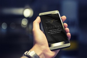 Responsive Website on mobile device