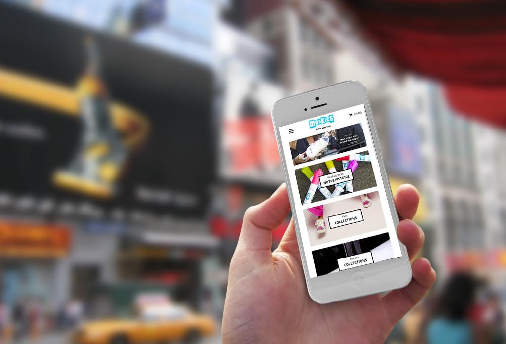 Prestashop responsive on mobile