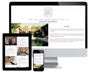 Bed & breakfast website